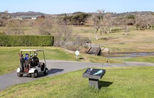 In today's ecological economy, golf courses such as San Luis Rey may be underutilized in terms of optimum property value. Restoration of natural habitat in exchange for compensatory mitigation credits sold at market rates can lead to strong earnings.