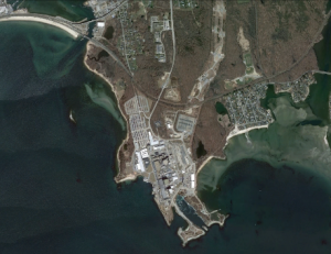 Mitigation for Power Plant Fish Entrainment – Northeast Utilities   The Millstone Nuclear Station was faced with construction of cooling towers to prevent entrainment of juvenile flounder migrating past the plant's cooling water intake structure near Niantic Bay, Connecticut.  The project recommended protection of remnant, pristine habitat plus restoration of degraded tidal habitat in Long Island Sound to compensate for entrainment losses and as an alternative to cooling towers.  The 'eco-technology solution' represented a cost effective, ecologically sound option and led to the Phase II rule adopted by USEPA under authority of the Clean Water Act.